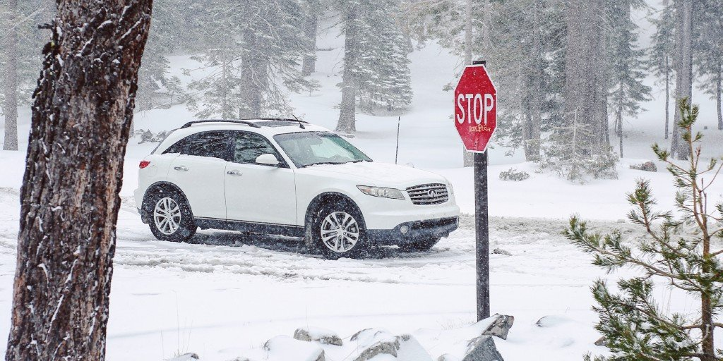 3 Reasons Why Winter Tires Work