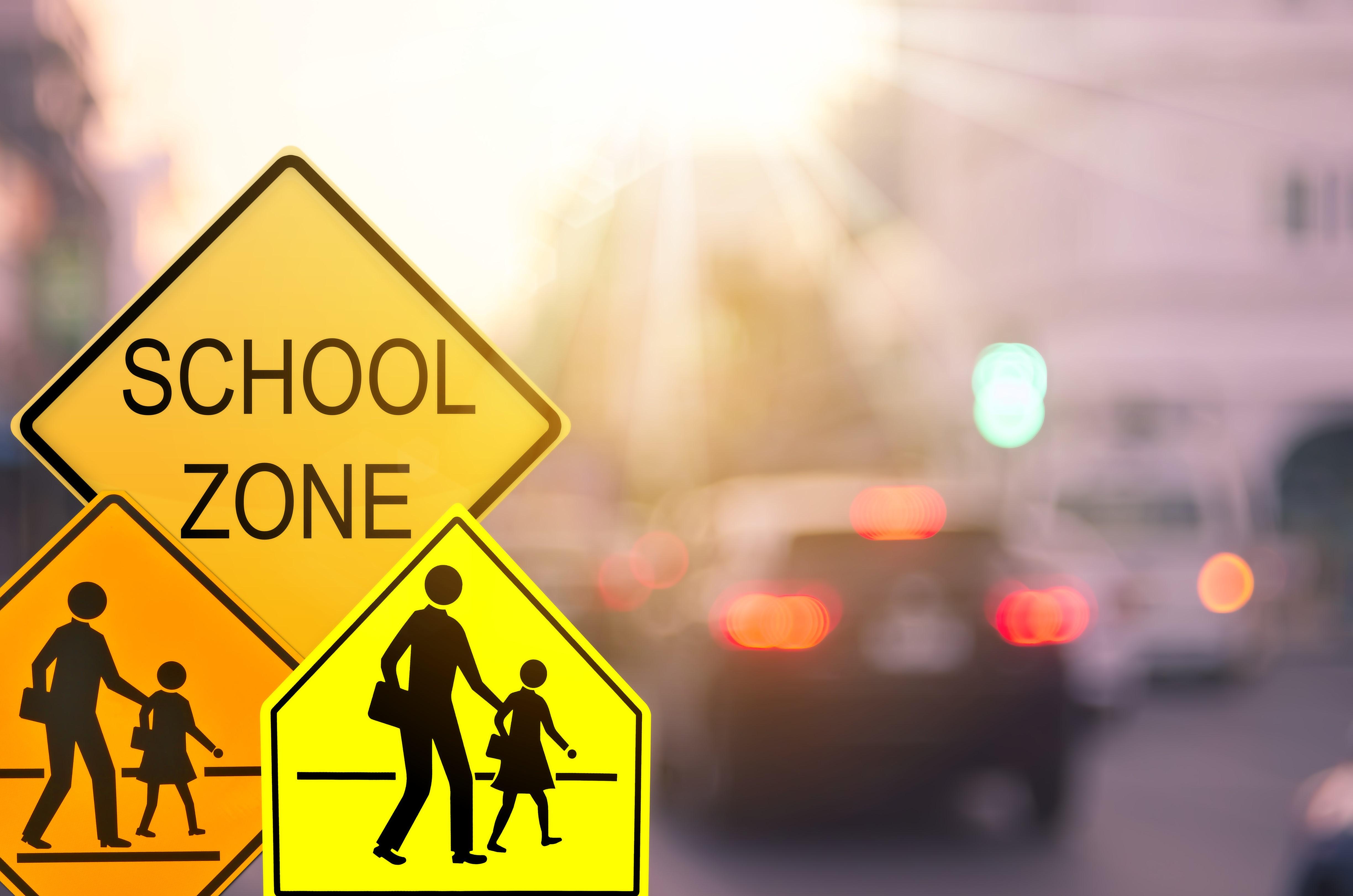 7 Ways to Help Keep School Zones Safe