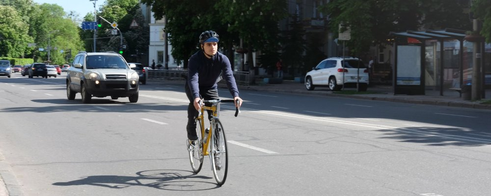 Bike Safety: two wheels or four, let's share the road safely
